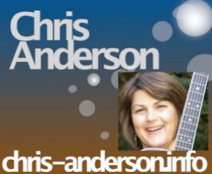 Chris Anderson Music: Activist Singer/Songwriter